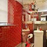 Номер «Делюкс», 1 ліжко «кінг-сайз» - Ванна кімната