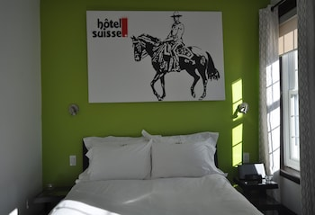 Picture of Swiss Hotel in Ottawa