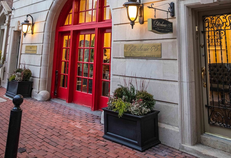 1715 on Rittenhouse A Boutique Hotel, Philadelphia, Entrada del hotel