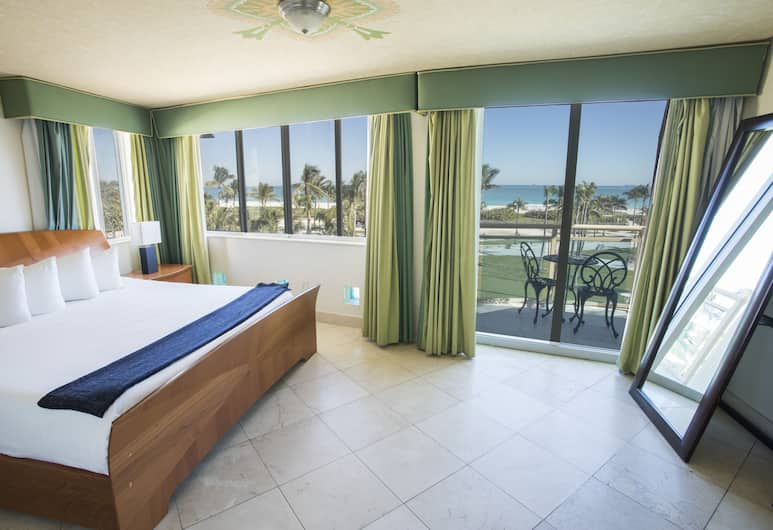 The Fritz Hotel, Miami Beach, Svit - 2 sovrum - havsutsikt, Gästrum
