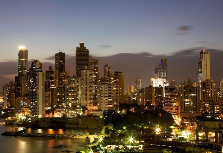 Courtyard by Marriott Panama Multiplaza Mall, Panama City, View from Hotel