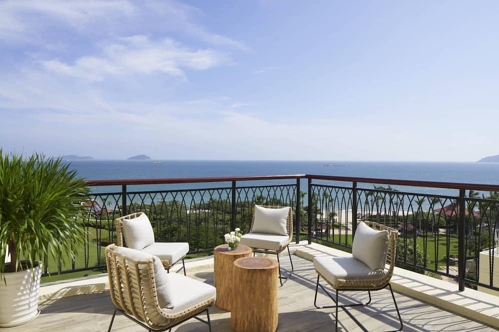 Panoramic Suite, 1 Bedroom, Ocean View - Terrace/Patio