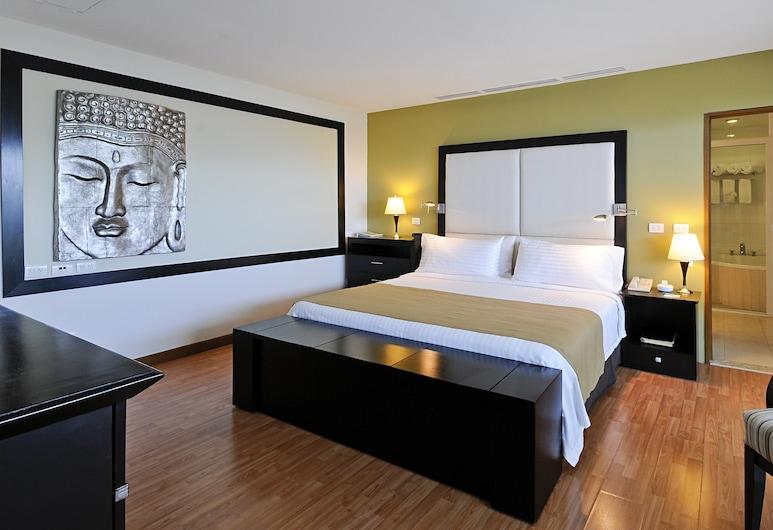Holiday Inn Irapuato, Irapuato, Suite Deluxe, 1 très grand lit, fumeurs (Master), Chambre