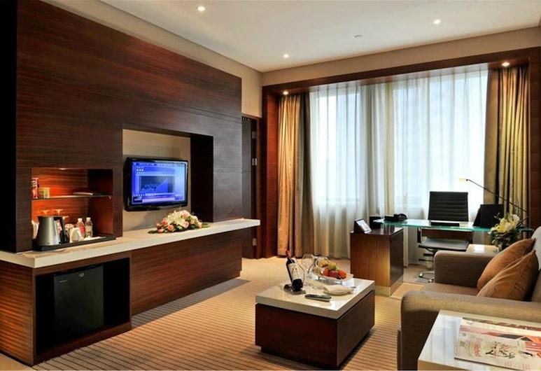 上海新園華美達廣場酒店, 上海市, 行政套房, 客房