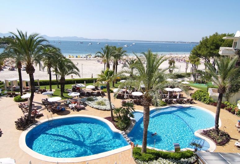 VIVA Golf Adults Only 18+, Alcúdia, Piscina al aire libre