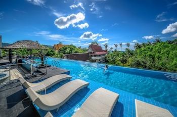 Patong bölgesindeki Andaman Beach Suites Hotel resmi