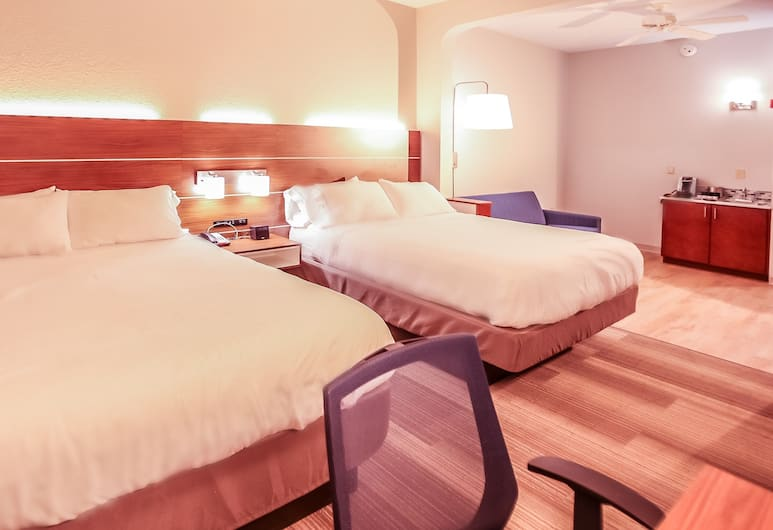 Holiday Inn Express Daytona Beach - Speedway, Daytona Beach, Room, 1 King Bed with Sofa bed, Non Smoking, Guest Room