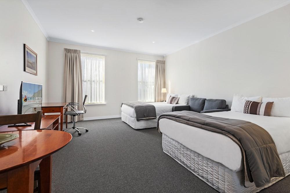 Представительский номер с 2 односпальными кроватями - Зона гостиной