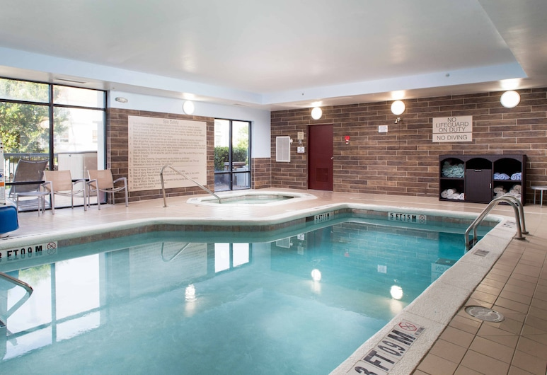SpringHill Suites by Marriott Savannah Airport, Σαβάννα, Πισίνα