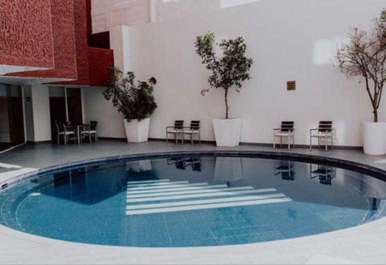 Hotel Laffayette Ejecutivo, Guadalajara, Pool