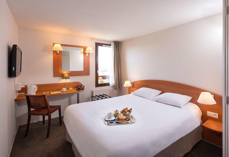 Hôtel Kyriad Caen Sud - Ifs, Ifs, Standard szoba kétszemélyes ággyal, Vendégszoba