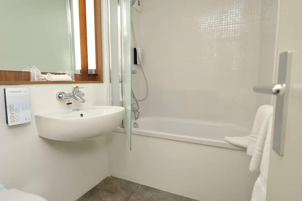 2 single beds-Room Next Generation - Bathroom
