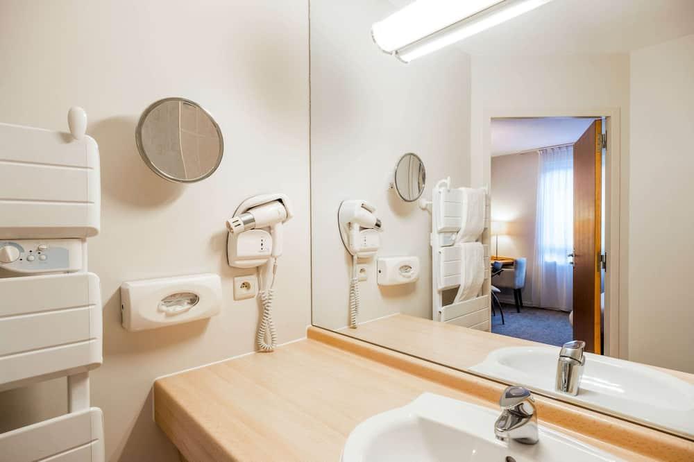 スーペリア ダブルルーム 禁煙 - バスルーム