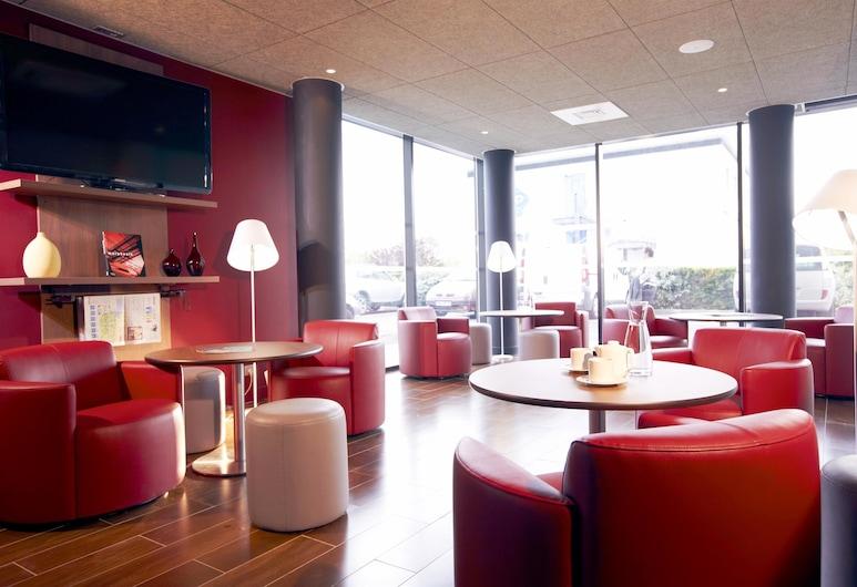 CAMPANILE TOULOUSE SUD BALMA - Cité de l'Espace, Toulouse, Bar de l'hôtel