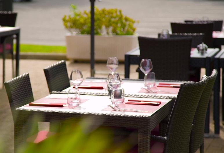 Brit Hotel Rouen Nord Mont Saint-Aignan, Mont-Saint-Aignan, Terrace/Patio