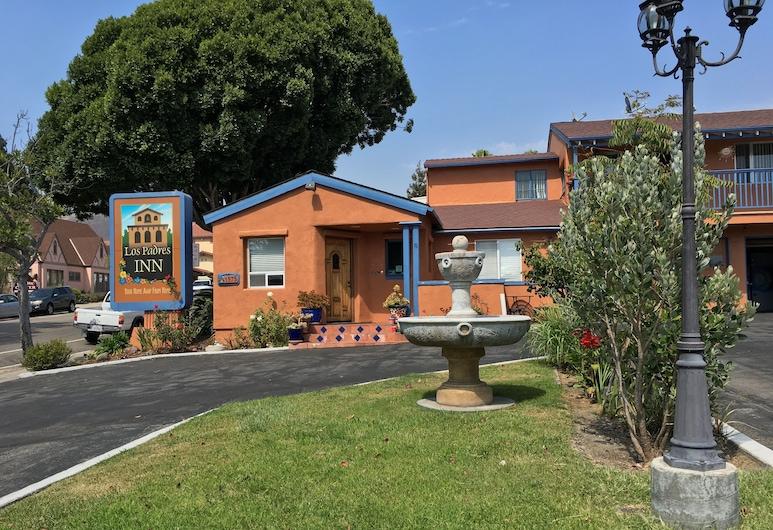 Los Padres Inn, San Luis Obispo, Bagian luar