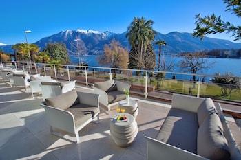 A(z) La Palma au Lac hotel fényképe itt: Ticino kanton