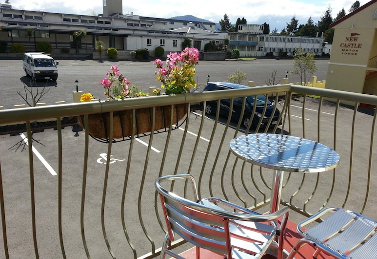 New Castle Motor Lodge, Rotorua, Studio, Jetted Tub, Guest Room