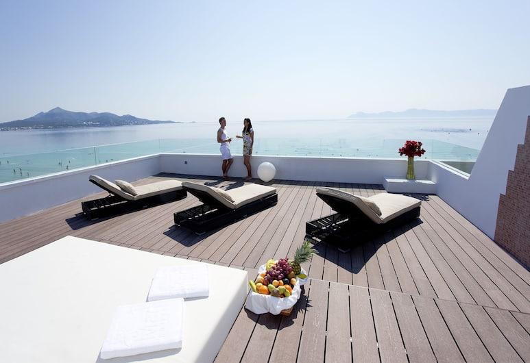 Hotel Condesa - All Inclusive, Alcudia, Terrace/Patio