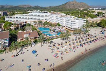 Hoteller med svømmebasseng i Alcúdia
