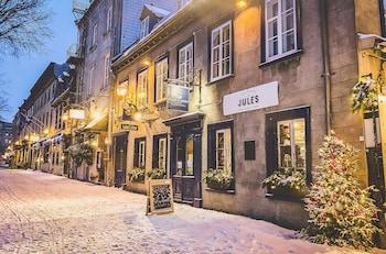Foto Auberge Place d'Armes di Quebec