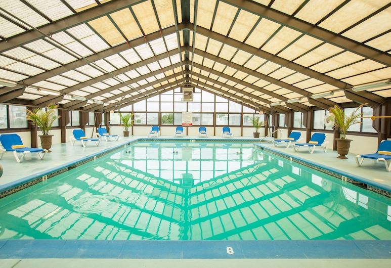 Legacy Vacation Resorts Brigantine Beach, Бригантін, Критий басейн