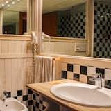 Standard Double Room (con doccia) - Bathroom