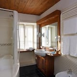 Suite Junior, balcon - Salle de bain