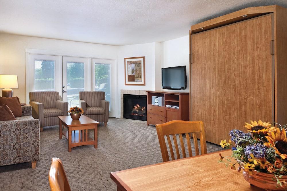 Apartamento estándar, 2 habitaciones, no fumadores, cocina - Zona de estar