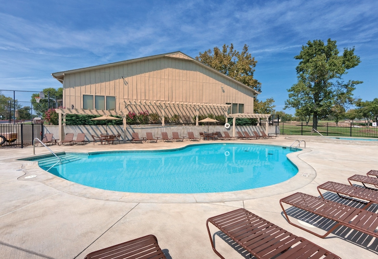 WorldMark Grand Lake, Afton, Piscine