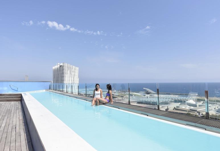 Hotel Barcelona Princess, Barcelona, Pool