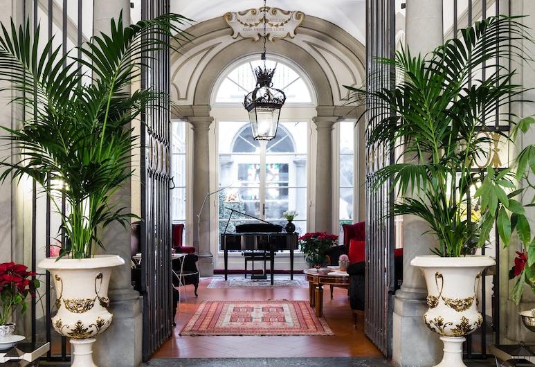 Baglioni Relais Santa Croce, Florence, Florence, Hotel Entrance