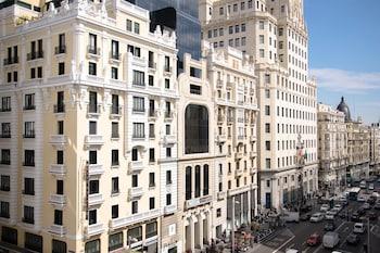 A(z) Petit Palace Triball hotel fényképe itt: Madrid