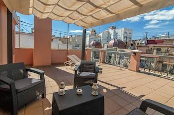Foto van Hotel Sorolla Centro in Valencia