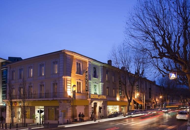 Hôtel Artea Aix Centre, Aix-en-Provence, Pohľad na hotel