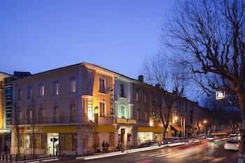 Selline näeb välja Hôtel Artea Aix Centre, Aix-en-Provence
