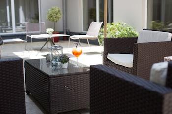 Fotografia do Wetterstein Hotel em Munique
