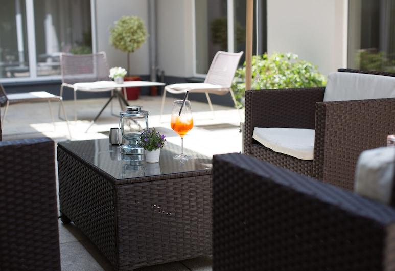 Wetterstein Hotel, Monaco di Baviera, Terrazza/Patio