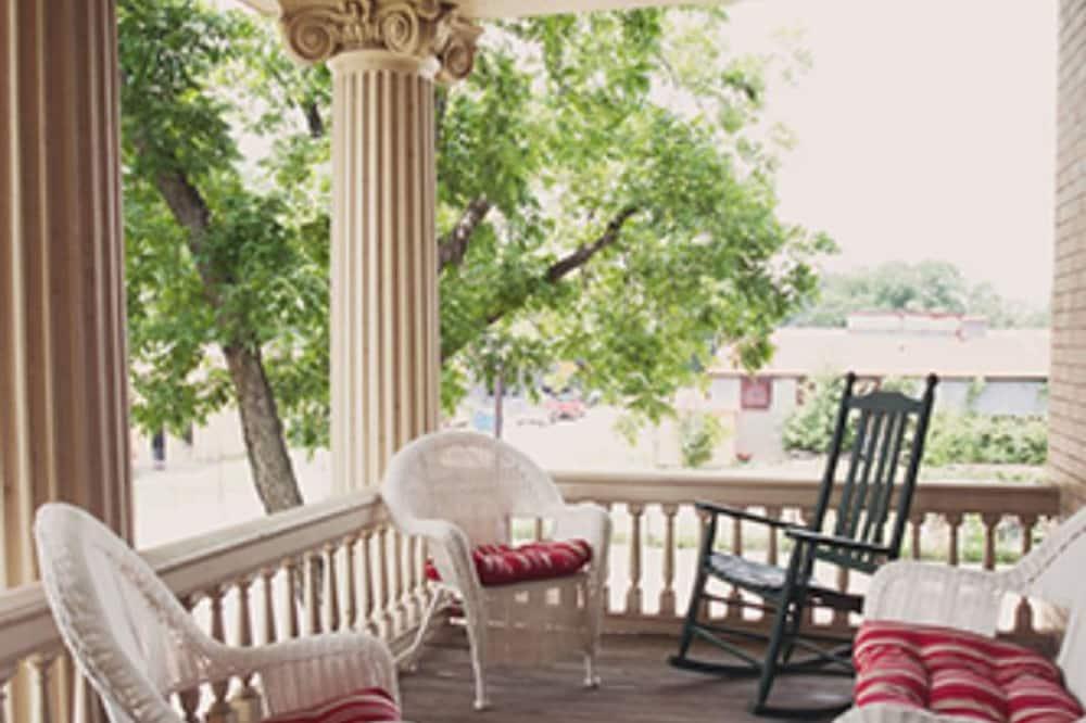 Camera, bagno privato (Texas Special) - Balcone
