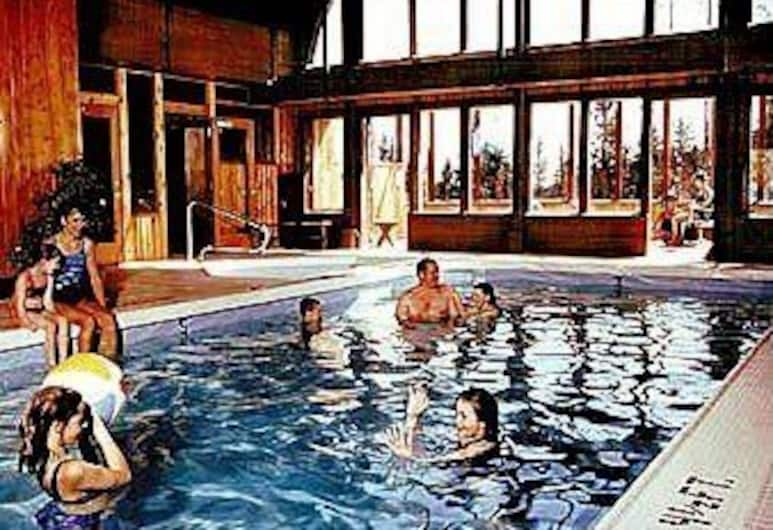Edelweiss Condominiums, Whitefish, Indoor Pool