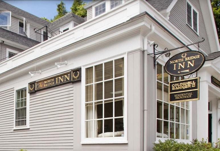 North Bridge Inn, Concord, Průčelí hotelu