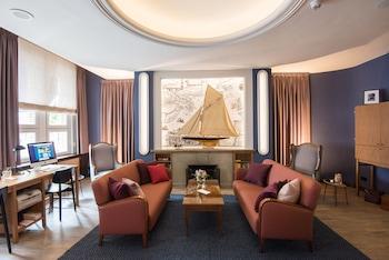 在汉堡的斯特拉马里斯酒店照片