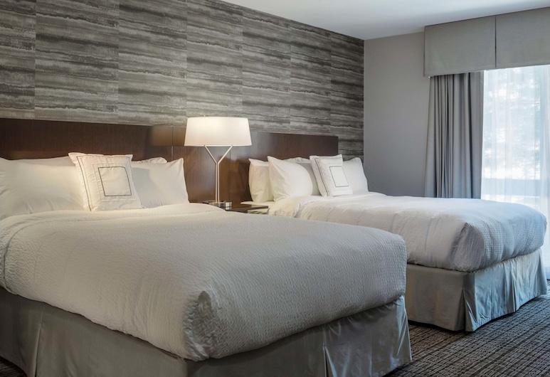 Fairfield Inn & Suites by Marriott Waterbury Stowe, Waterbury, Room, 2 Queen Beds, Non Smoking, Guest Room