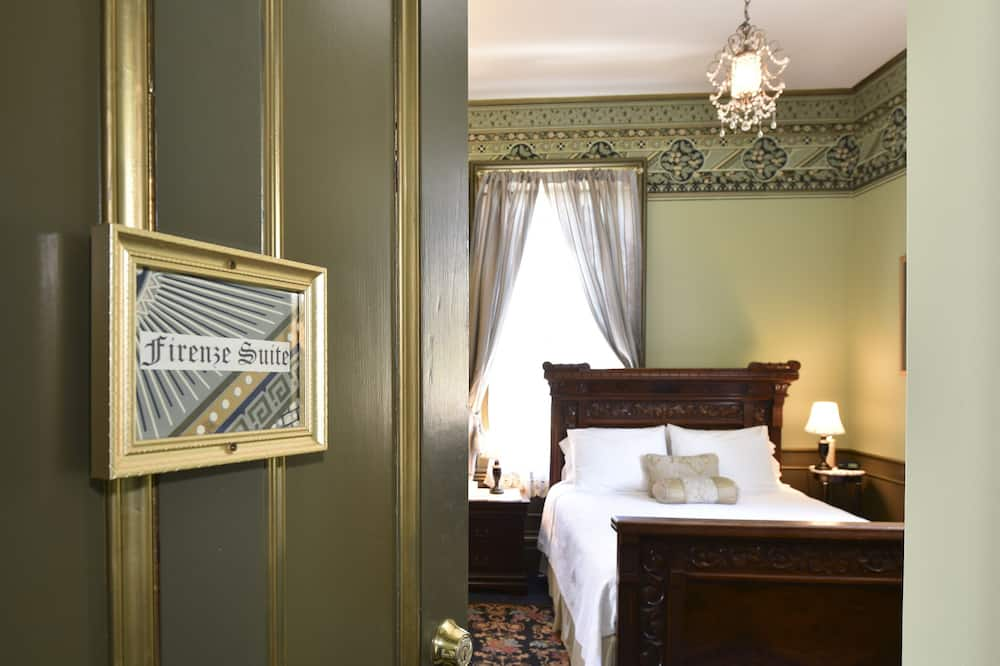 Suite – luxury, eget bad (Master Suite) - Gjesterom