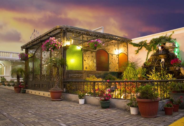 Eugenia Hotel, Quito, Terasa