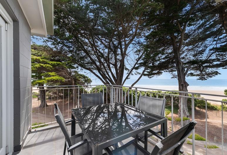 曼查羅恩渡假村, 洛恩, 公寓, 1 間臥室, 海景, 陽台