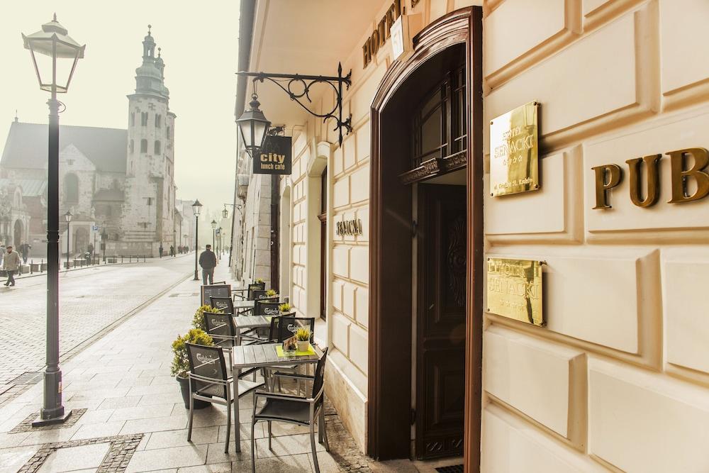 Hotel Senacki, Krakow