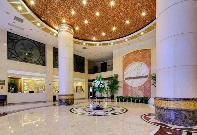 Peony Wanpeng Hotel - Xiamen, Xiamen, Lobby