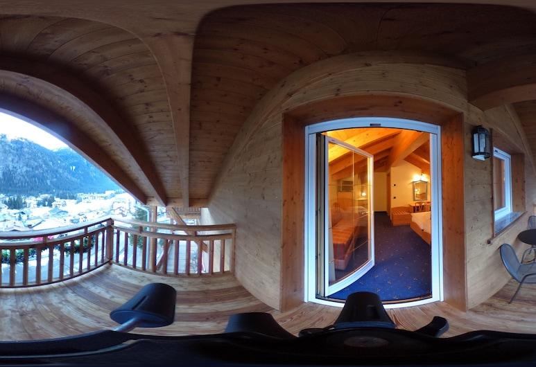 Hotel Stella Montis, Campitello di Fassa, Suite junior, balcón, Habitación