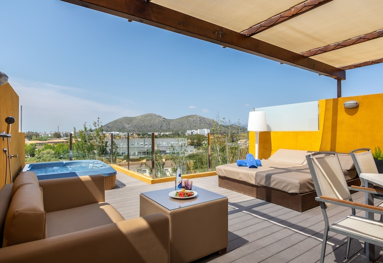 Zafiro Tropic, Alcudia, Külaliskorter, Tuba